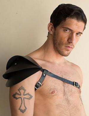 Apollo Leather Harness