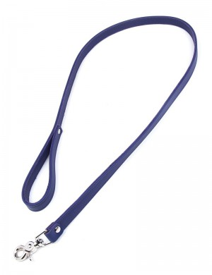 Premium Garment Leather Leash, 4'