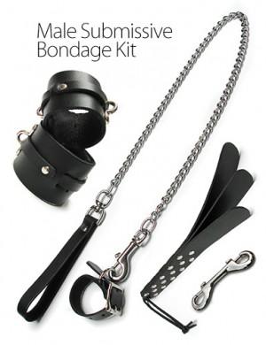 Male Submissive Bondage Kit