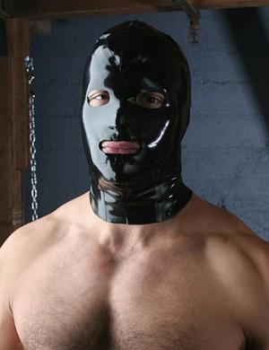 Rubber Hood w/Zipper