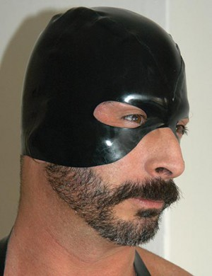 Rubber Executioner's Hood