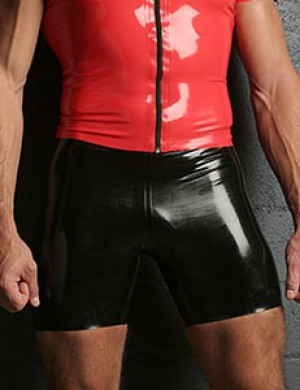 Rubber Cycle Shorts