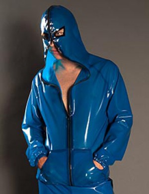 Syren Latex Executioner Hoodie