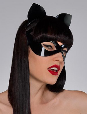 Syren Latex Kitten Headband