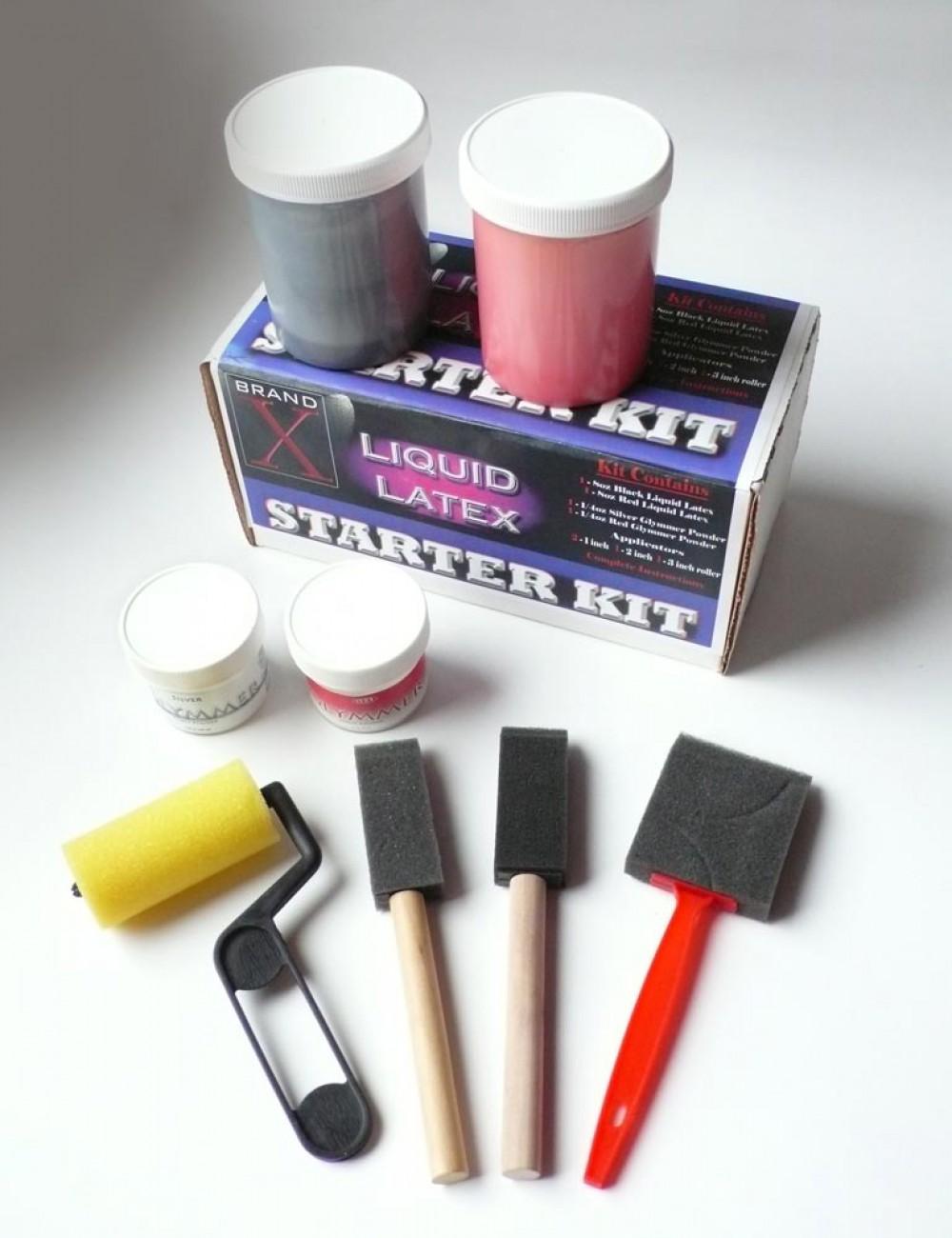 Liquid Latex Starter Kit
