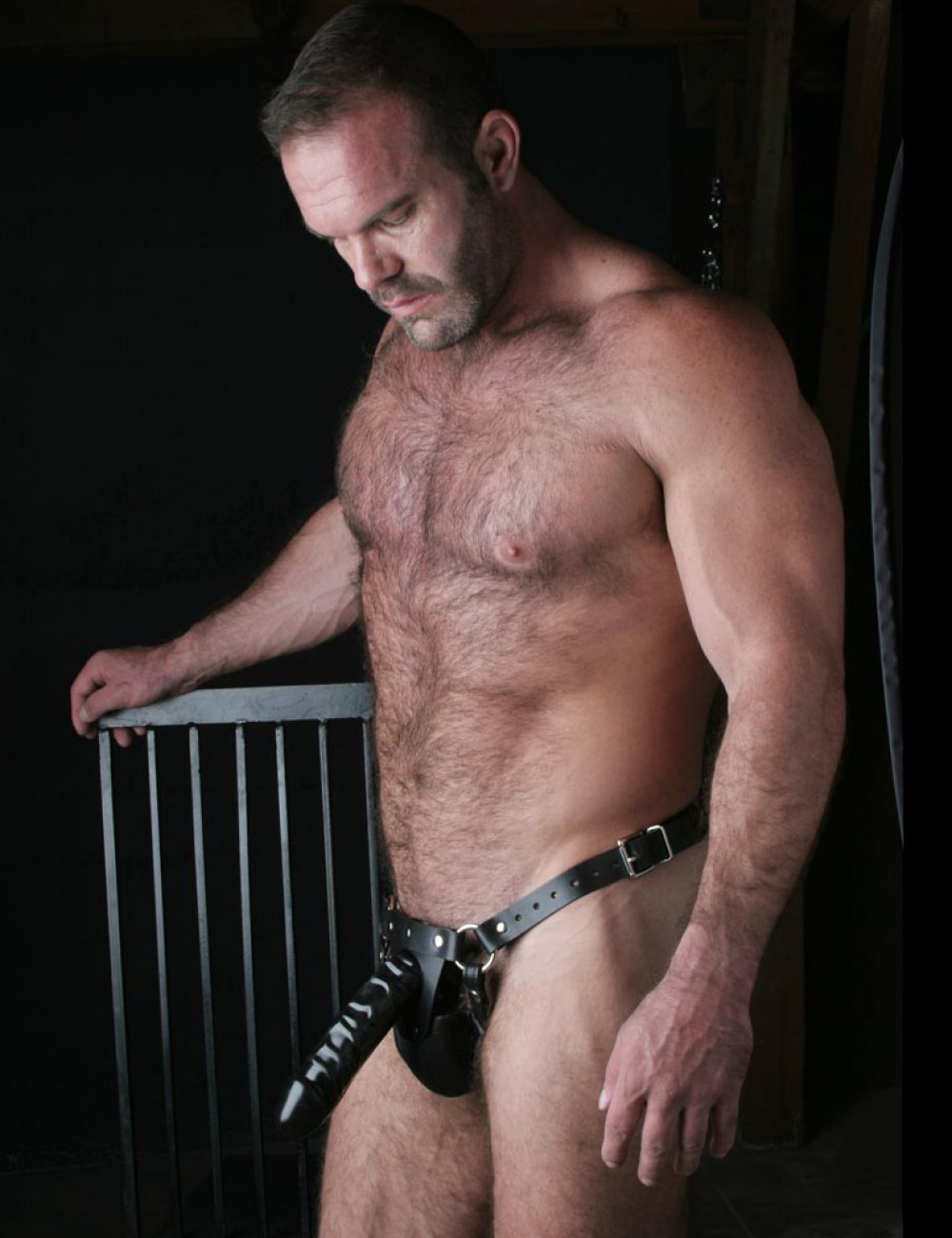 Men's Dildo Harness