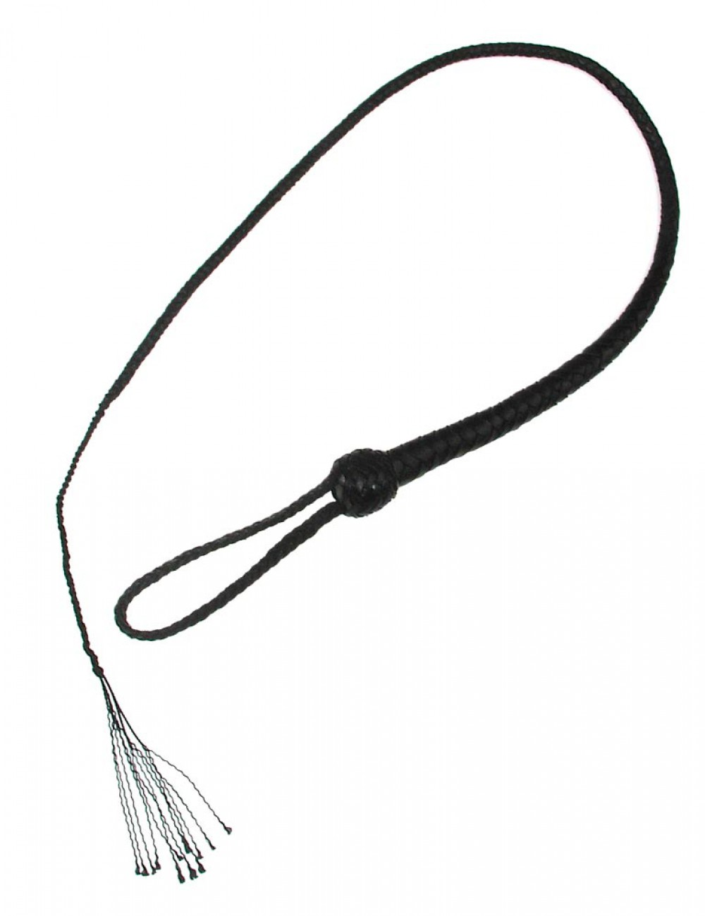 Braided Single-Tail Whip