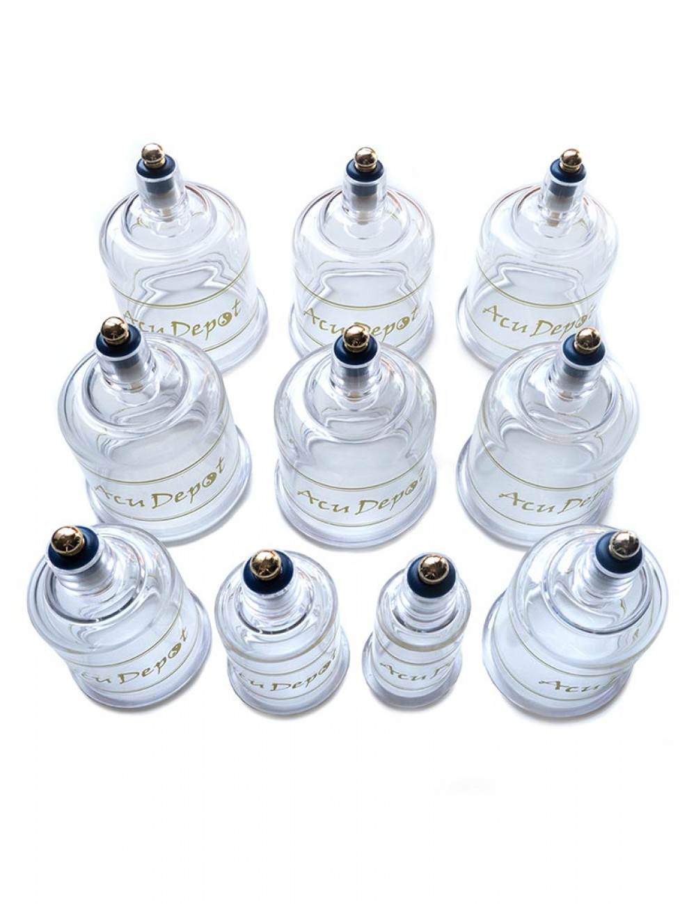 10-Piece Cupping Set