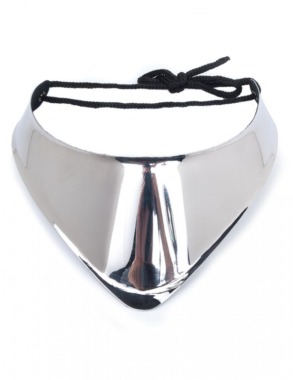 Cleopatra Chrome Collar