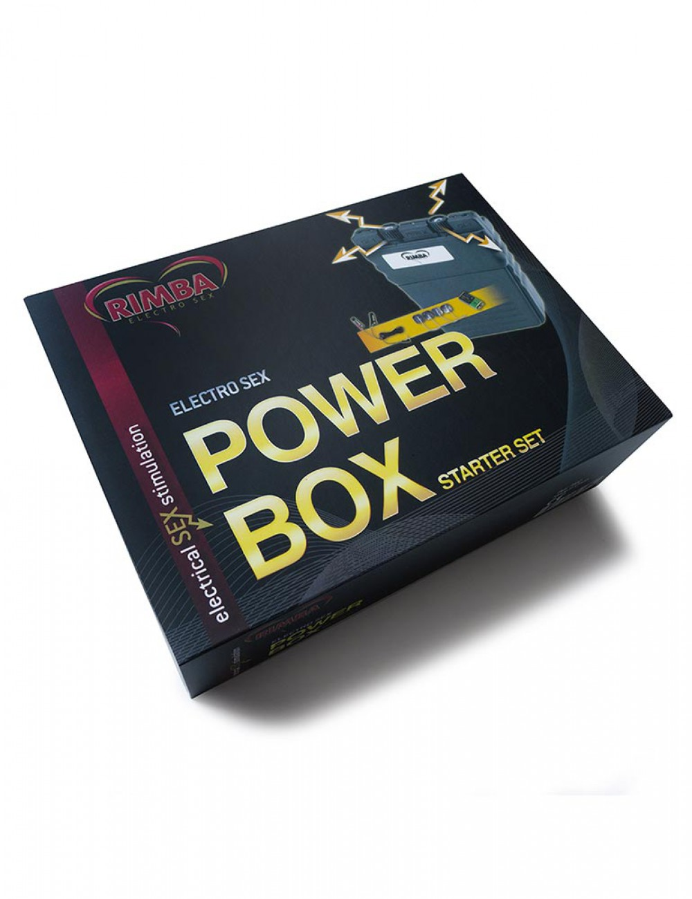 Rimba Electro Powerbox Stimulator Set