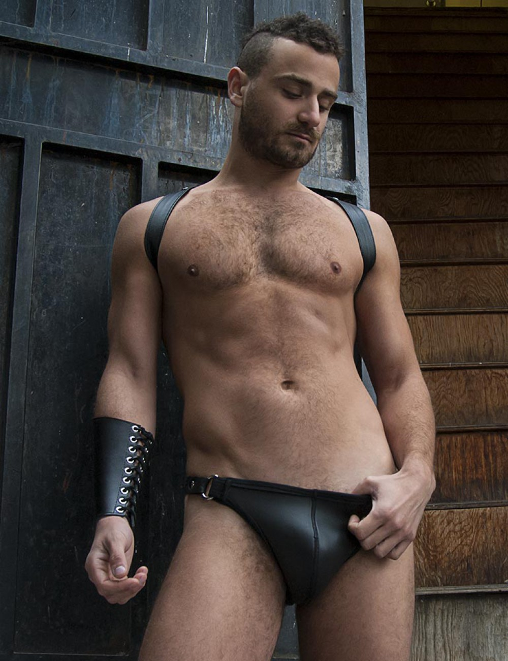 Neoprene Thong