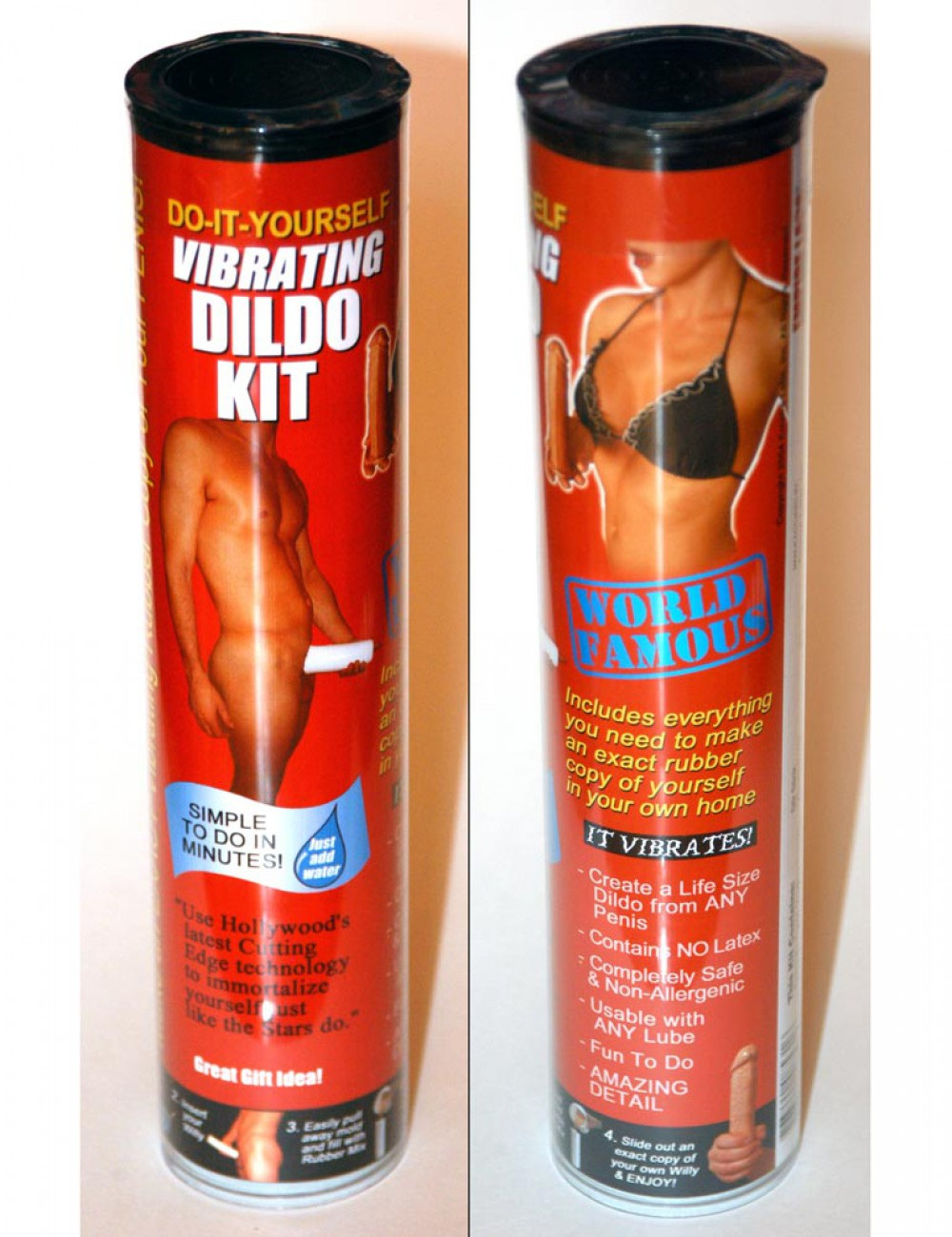 Clone-A-Willy Dildo Making Kit