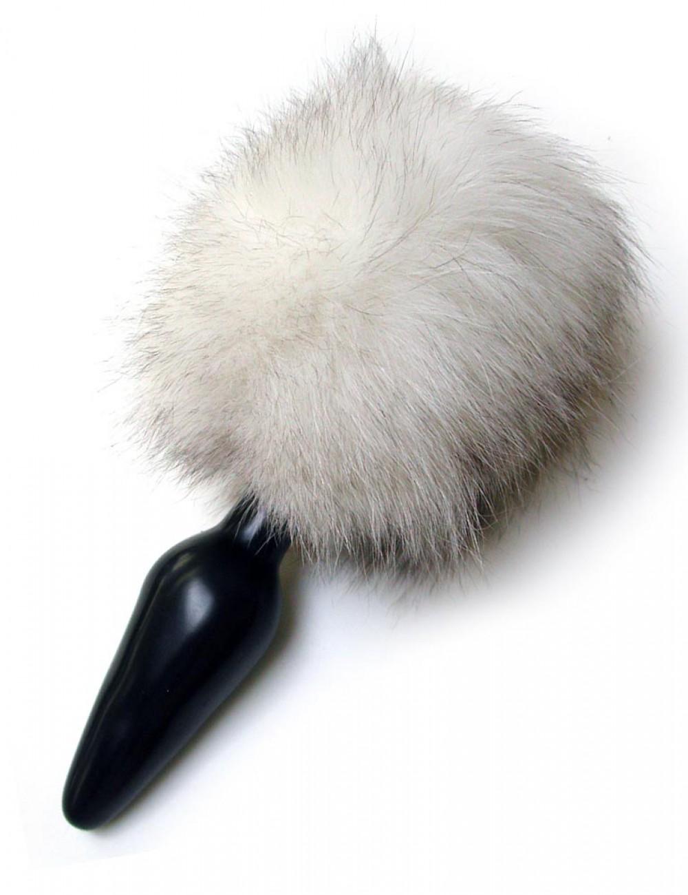 Bunny Tail Anal Plug