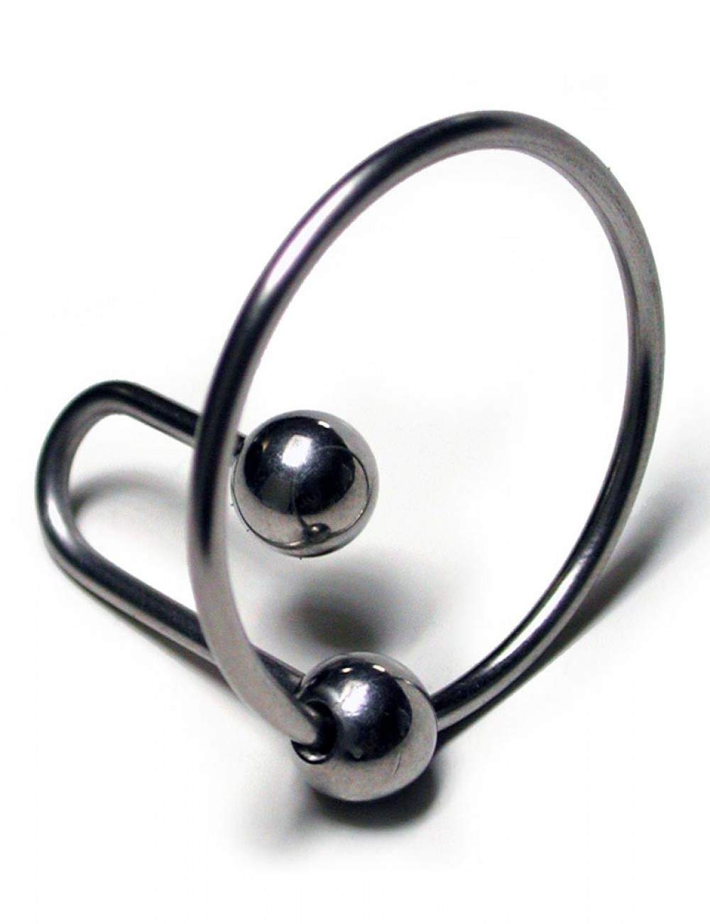Double Ball Headring with Sperm Stopper