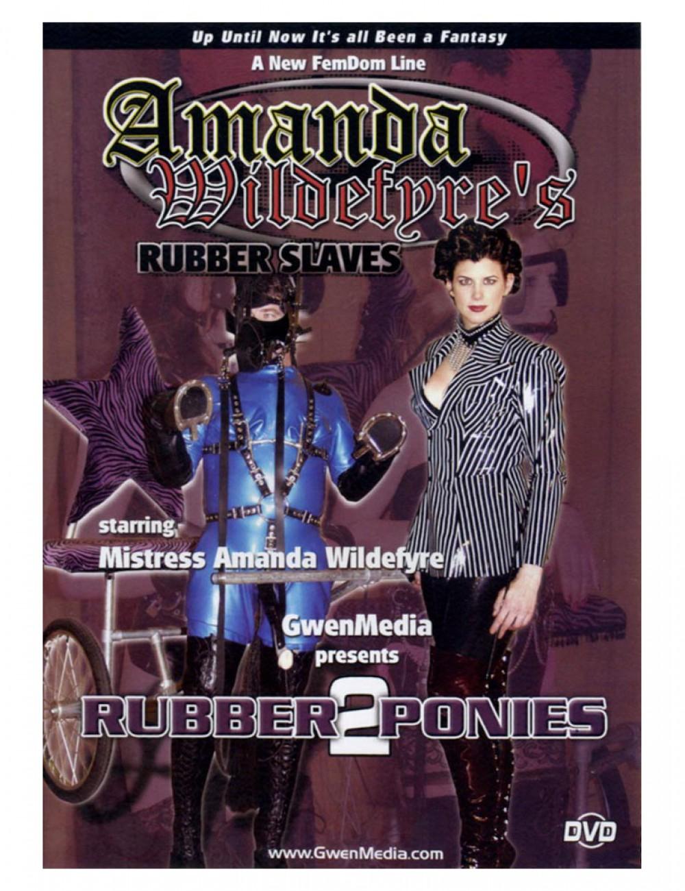 Amanda Wildefyre's Rubber Ponies 2