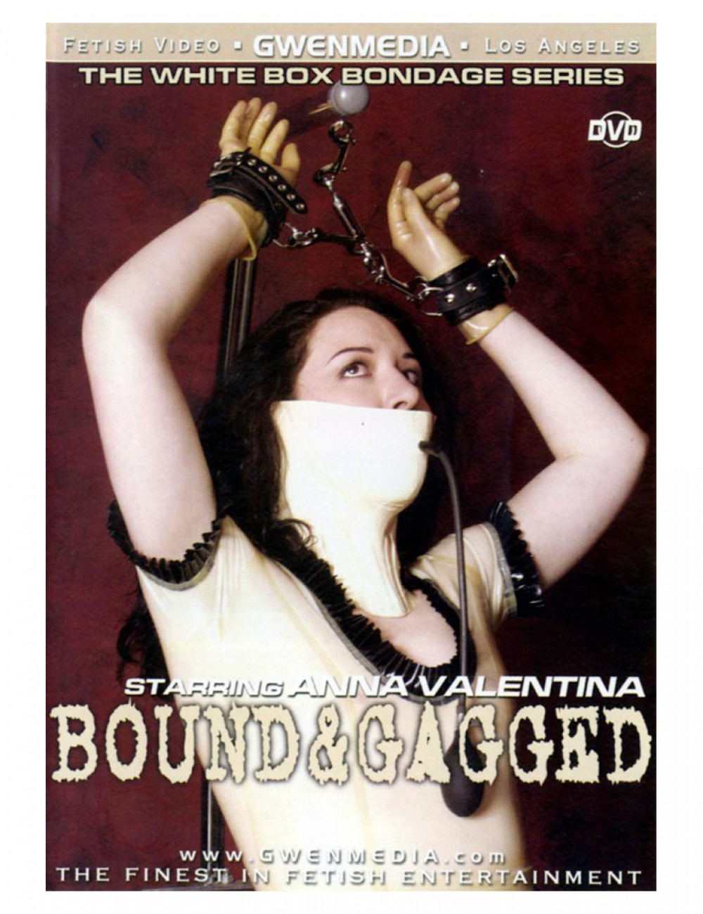 Bound and Gagged, DVD