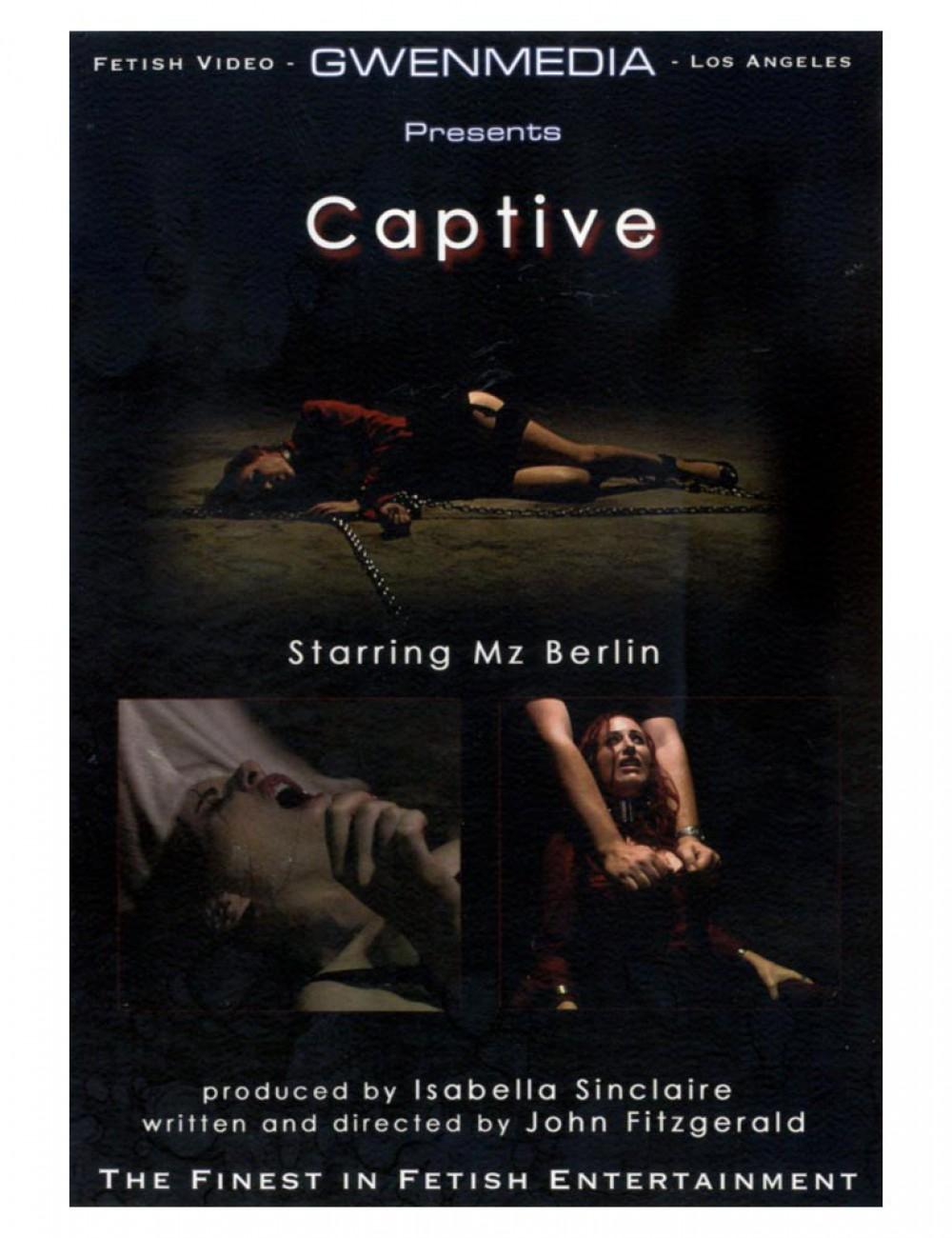 Captive , DVD
