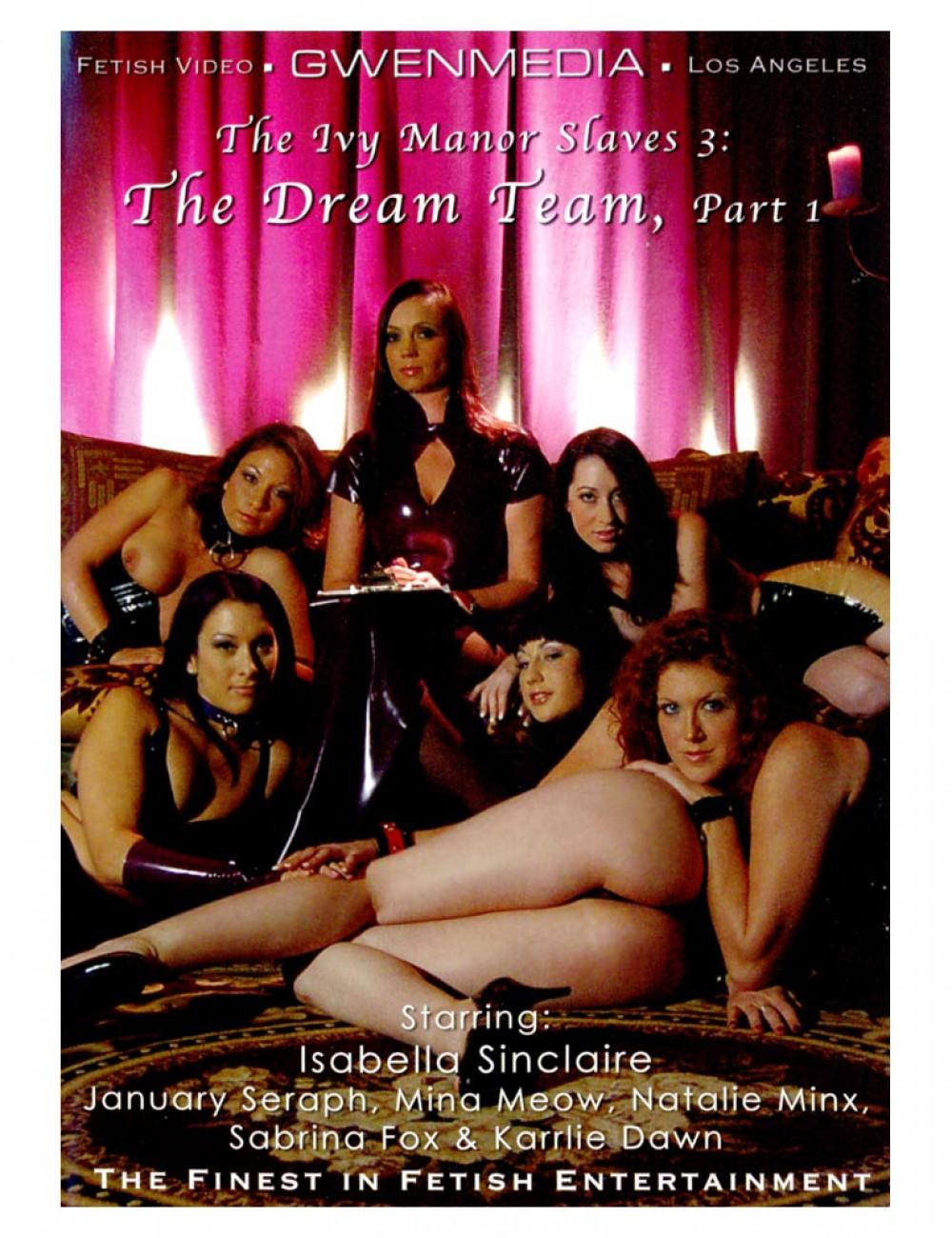 Ivy Manor Slaves 3: The Dream Team Part 1