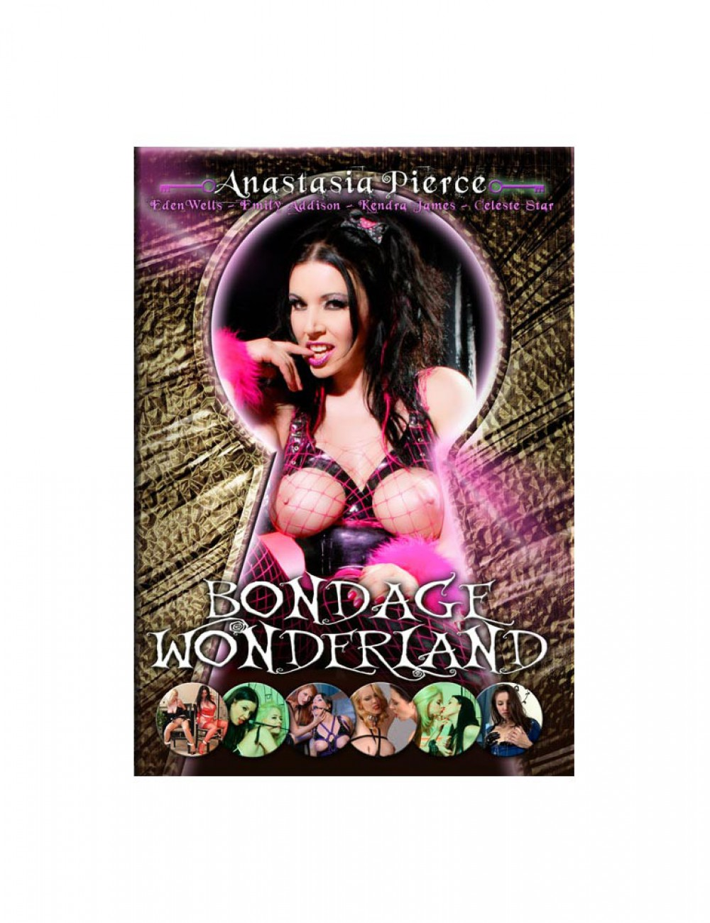 Anastasia Pierce in Bondage Wonderland