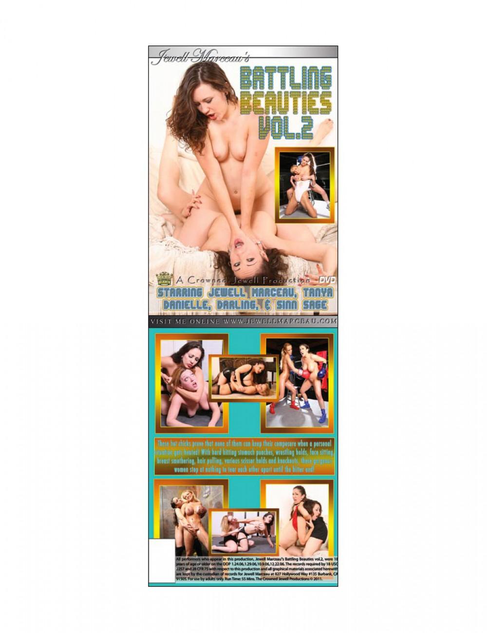 Battling Beauties Vol. 2 DVD
