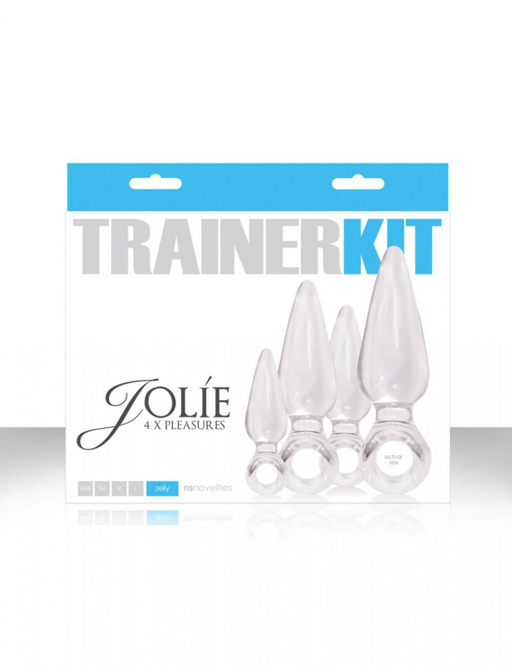 Jolie - 4pc Trainer Kit