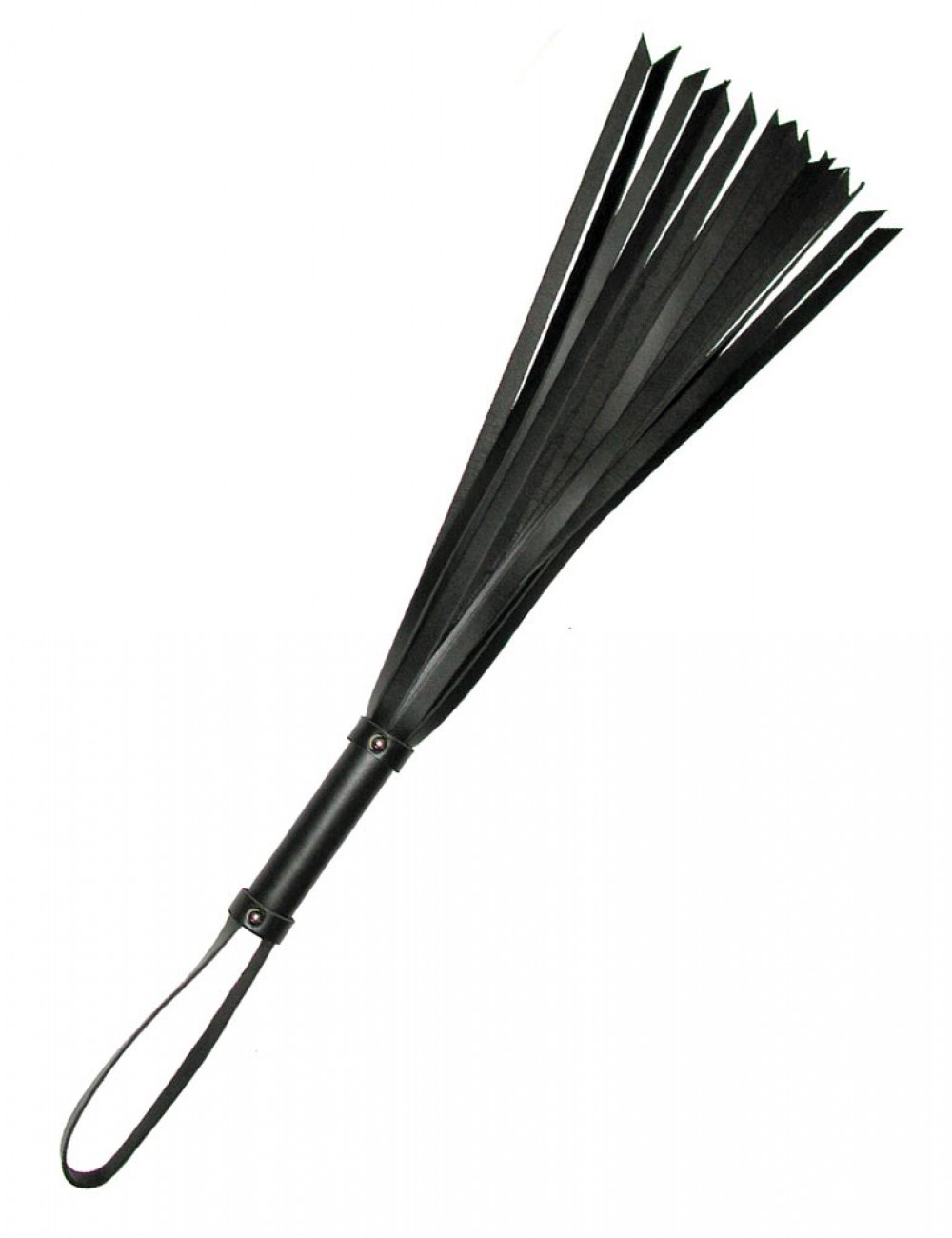"24"" Basic Leather Flogger"