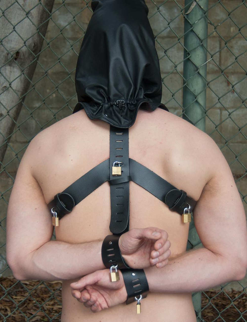 Guillotine Hood with Harness