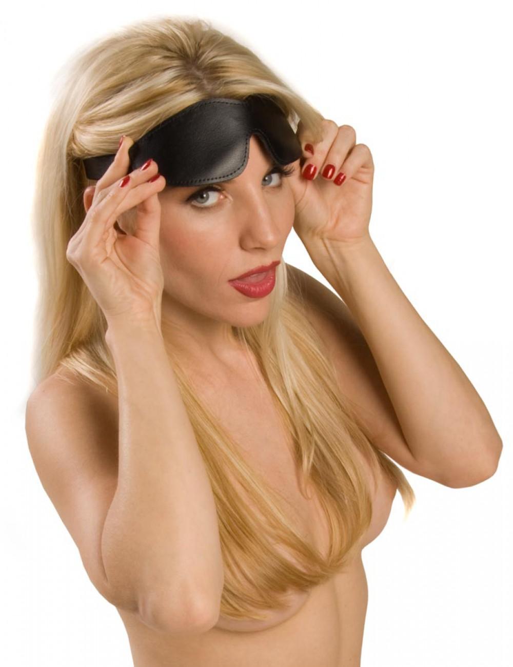 KinkLab Padded Blindfold