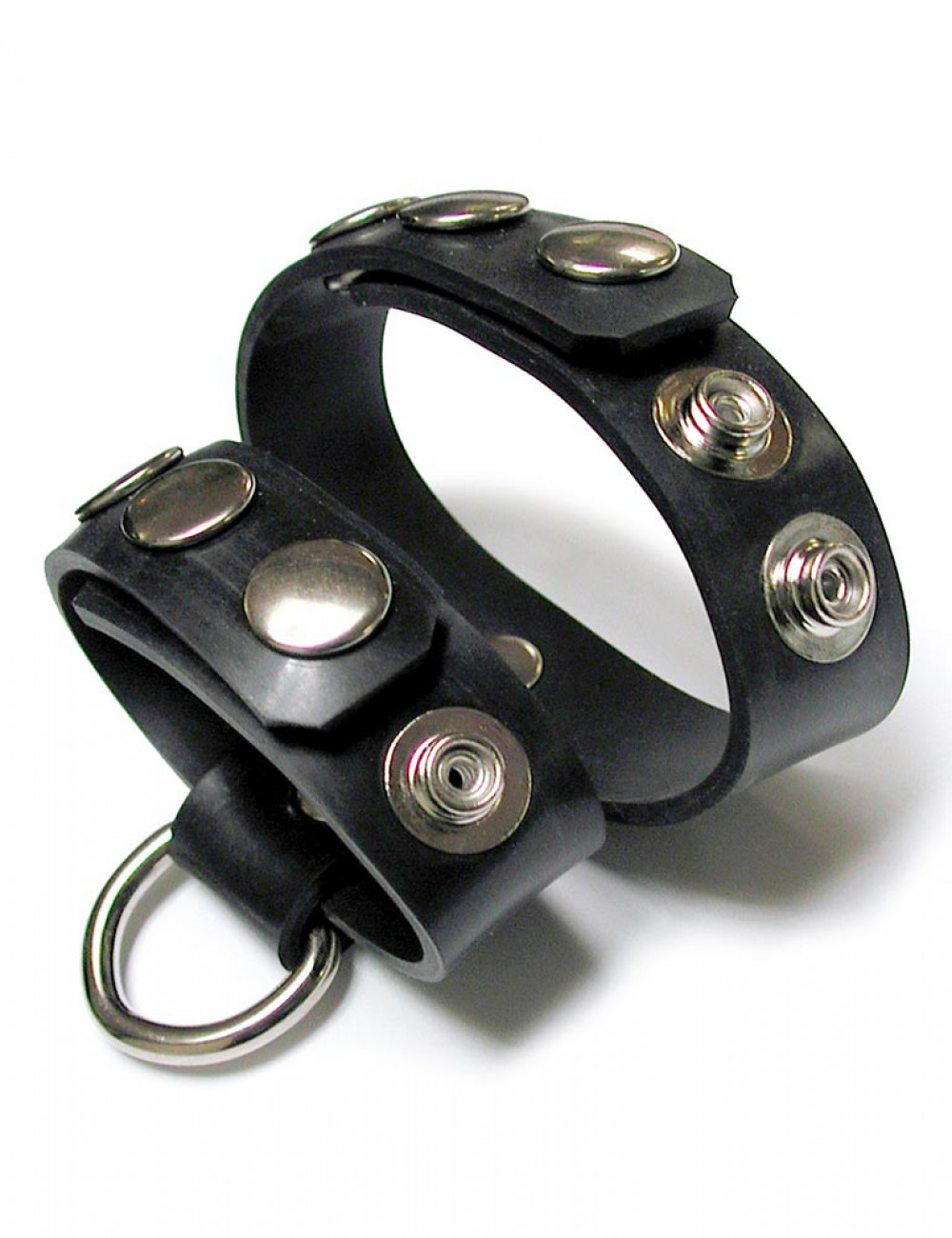 Rubber Cock and Ball Harness
