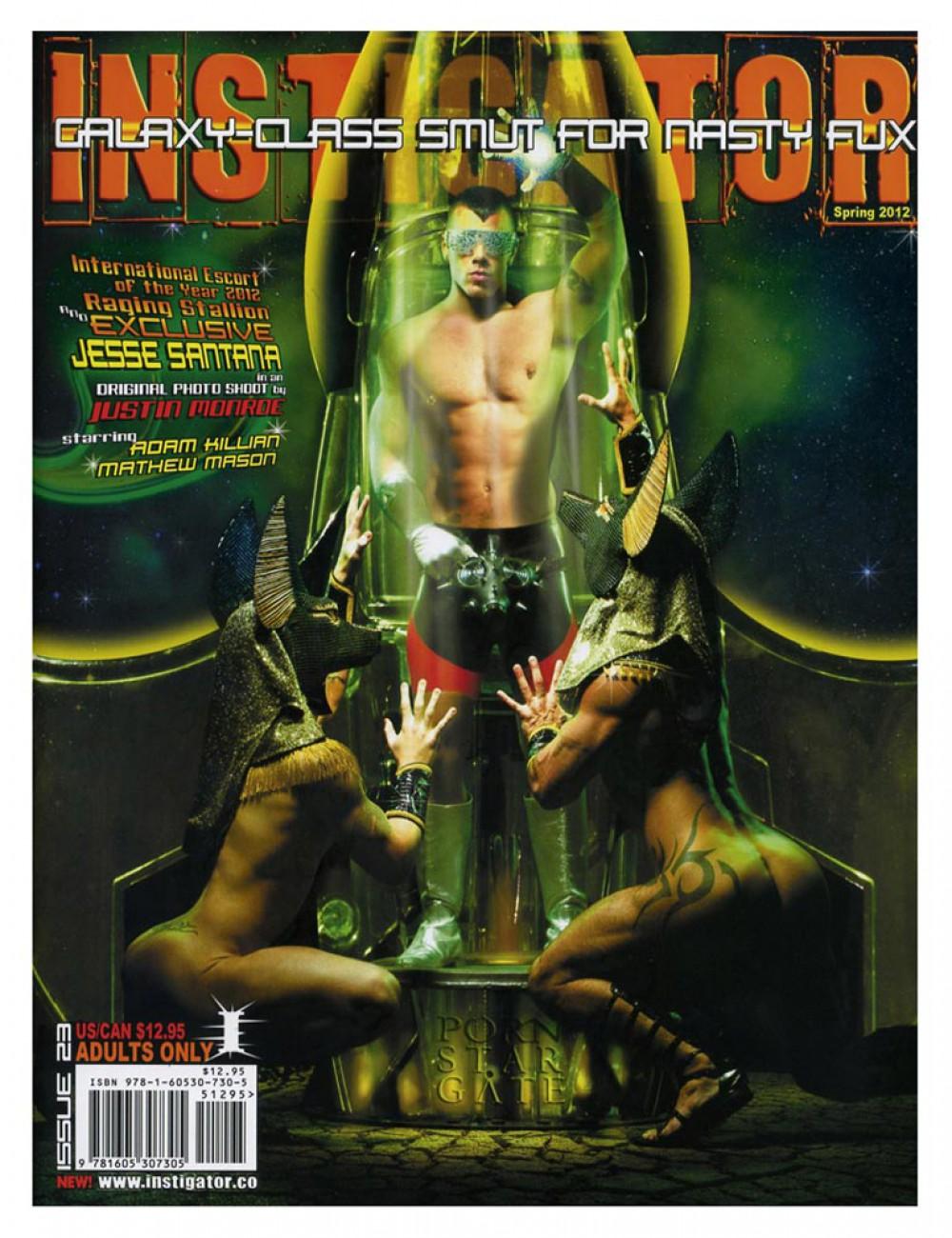Instigator Magazine #23