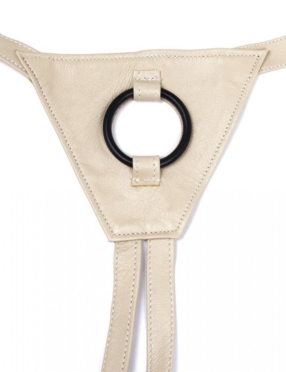 Leather Texas Two-Strap Harness
