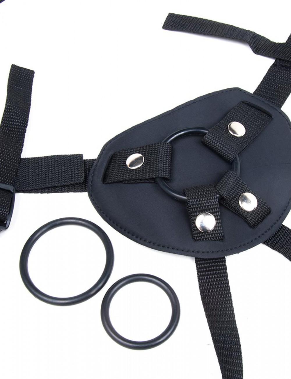 Malibu Terra Firma Dildo Harness (R)