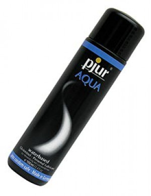 Pjur Aqua Water Based Lubricant, 100 ml