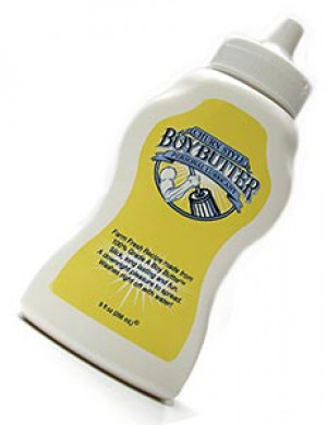 Boy Butter Lube, Squeeze Bottle, 9 Fl. Oz.