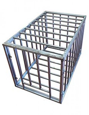 Steel Puppy Cage, Deluxe