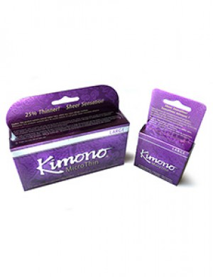 Kimono MicroThin Large Condoms
