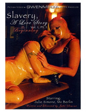 Slavery: A Love Story Vol. 1 Part 1 (DVD)