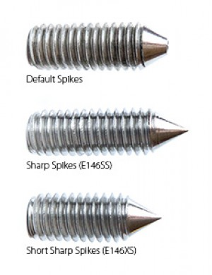 Mike's Spikes Accessory: Extra Sharp Spikes Only