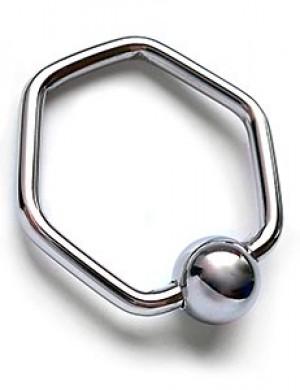 Hexagonal Glans Ring