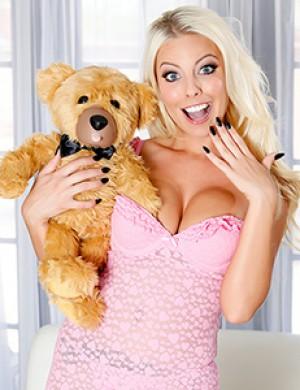 Teddy Love Plush Bear Vibrator