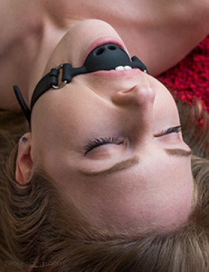 Silicone Breathable Ball Gag
