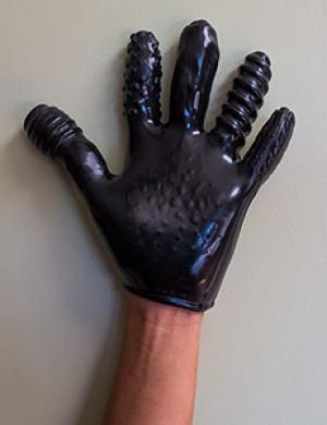 Finger-Fuck Glove by OXBALLS