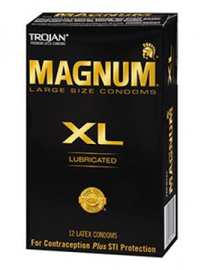 Trojan Magnum XL, 12-pack