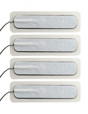 ElectraStim 4 x Long Self Adhesive Pads, 1.5cm x 7.5cm