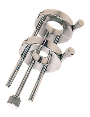 Ze Extreme Double Stainless Steel Adjustable Ball Bruiser