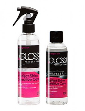 beGLOSS Perfect Shine Premium Latex Polishing Spray