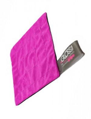 beGLOSS Microfiber Latex Polishing Wipe - Medium