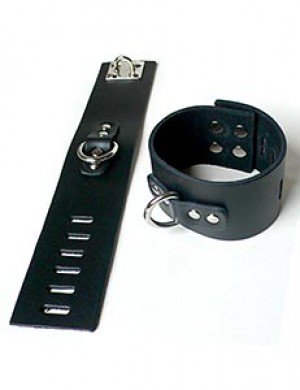 Ankle Cuffs w/ D-Ring
