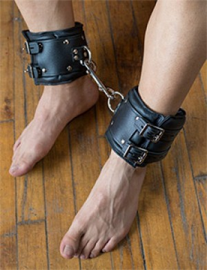 Premium Lockable Ankle Cuffs