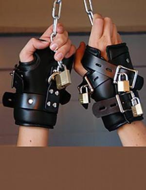 Deluxe Suspension Cuffs